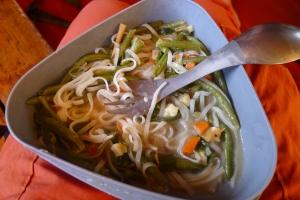 Green Thai Soup