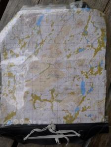 Appistunturit kartalla